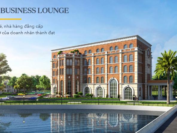 Aqua Business Lounge